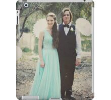 Caitlin and Jesse  iPad Case/Skin
