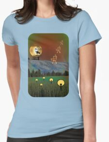 Visitation Womens Fitted T-Shirt