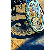 Hot Bike Photographic Print