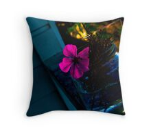 Lonley Throw Pillow