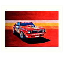 Bob Jane Torana A9X Art Print