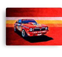 Bob Jane Torana A9X Canvas Print