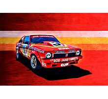 Bob Jane Torana A9X Photographic Print