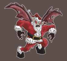 vampi-claus shirt design by kangarookid