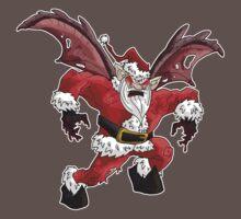vampi-claus shirt design by kangarookid