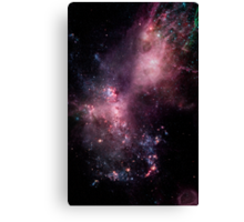 Into The Galaxy (Empty Spaces) Canvas Print