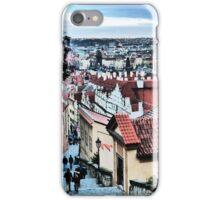 Prague Byways iPhone Case/Skin