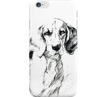 K. F. Barker's Just Dogs 7 iPhone Case/Skin