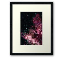 Into The Galaxy (The Dream) Framed Print