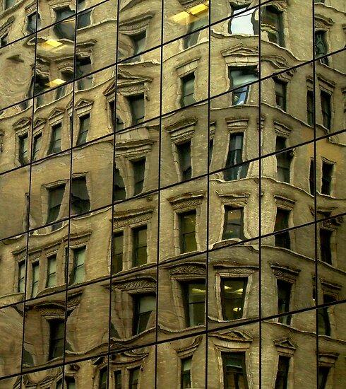 Distortion (Gormangast??) by Lee Donavon Hardy