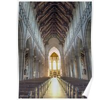 Cathedral - Indoors Poster