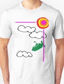 submarine in the sky T-Shirt