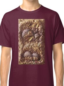 Exclusive: hedgehogs love / My Creations Artistic Sculpture Relief fact Main 21  (c)(h) by Olao-Olavia / Okaio Créations Classic T-Shirt