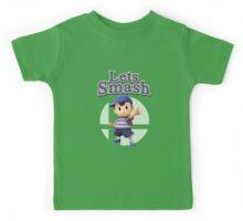 Ness - Super Smash Bros Kids Tee