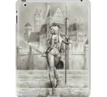 The Abyss Of Fantasy iPad Case/Skin
