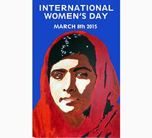 MALALA INTERNATIONAL WOMEN'S DAY Unisex T-Shirt