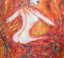 The Firebird by Nina Pap de Pesteny