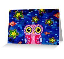Starfish Dance Greeting Card