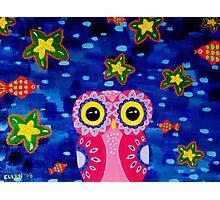 Starfish Dance Photographic Print