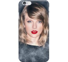 Taylor Swift Dark iPhone Case/Skin
