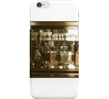 (film) bottles iPhone Case/Skin