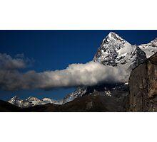 Eiger from Murren 2  Photographic Print