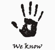 Skyrim 'We Know'! by scandude