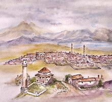 Corinth by Colin Cartwright