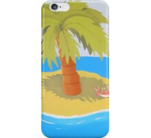 Cross Eyed Crab iPhone Case/Skin