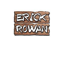 Erick Rowan Wooddern Design Photographic Print