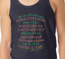 This is How LOVE fills up your LIFE Tank Top