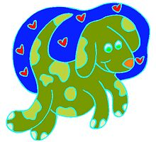 Love Dog by kwg2200