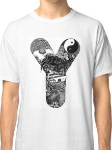 Monogram Letter Y Classic T-Shirt