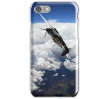 Flying With A Legend  iPhone Case/Skin