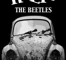 HELP ! - THE BEETLES by Tsitra