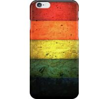 Jamaica Reggae Red Gold Green iPhone Case/Skin