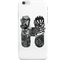 Letter H iPhone Case/Skin