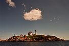 Cape Neddick Maine Lighthouse by Allen Lucas