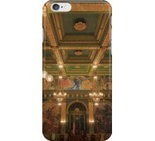 Pennsylvania Senate Chamber iPhone Case/Skin