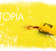 Utopia Sticker