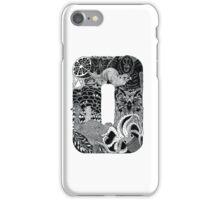 Letter O iPhone Case/Skin