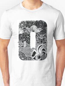 Letter O T-Shirt