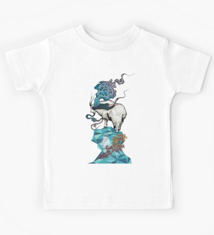 Seeking New Heights Kids Tee