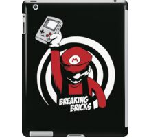 Breaking Bricks Mario iPad Case/Skin