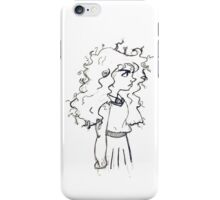 Brightest witch of her age iPhone Case/Skin