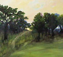 Woodland Path by Jose  DeLaRosa