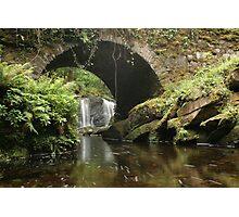 Torc Waterfall bridge Photographic Print
