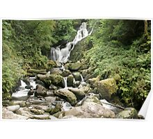 Torc waterfall Poster