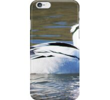 An unusal visitor to Sussex. iPhone Case/Skin