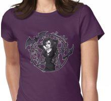 Belladonna Womens Fitted T-Shirt